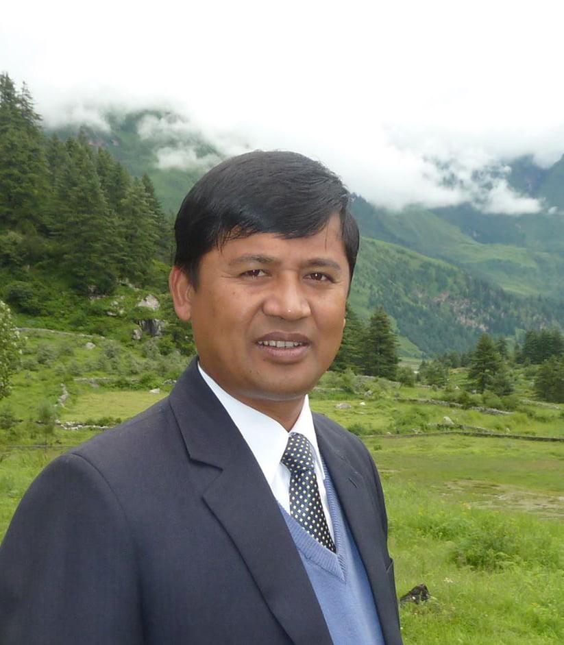 Mr. Harka Lal Shrestha