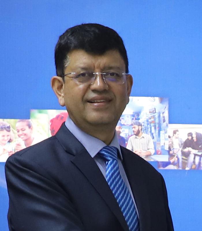 Dr. Ram Hari Lamichhane