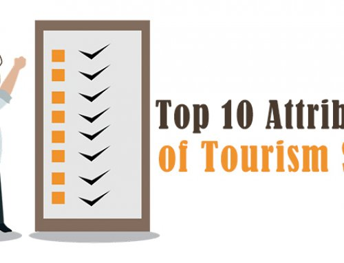 Top 10 Attributes of Tourism Staff
