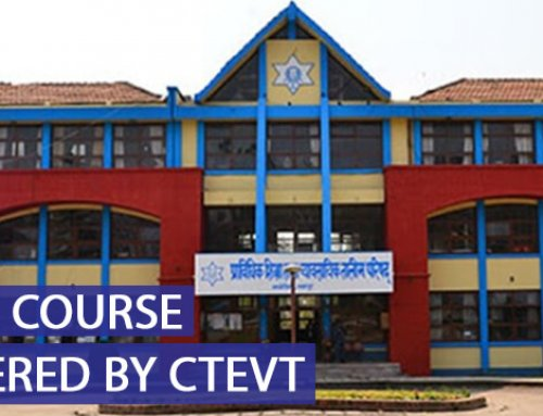 Technical courses offered by CTEVT